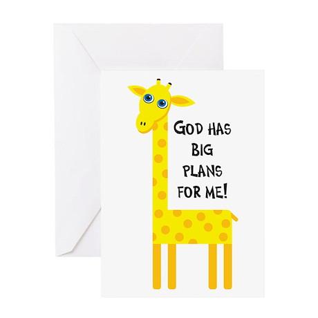 Cute Christian Greeting Card