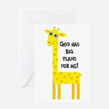 Cute Christian Greeting Card