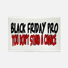 Black Friday Pro don't stand a chance Rectangle Ma