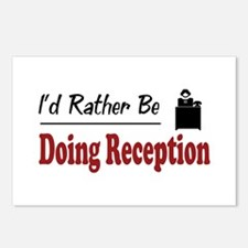 Rather Be Doing Reception Postcards (Package of 8)