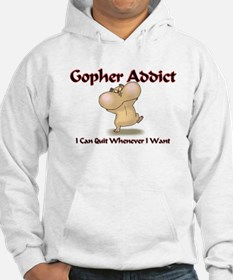 Gopher Addict Hoodie