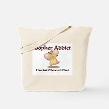 Gopher Addict Tote Bag