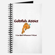 Goldfish Addict Journal