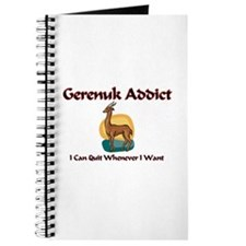 Gerenuk Addict Journal