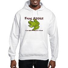 Frog Addict Hoodie