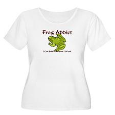 Frog Addict T-Shirt