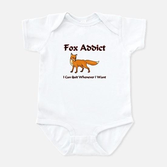Fox Addict Infant Bodysuit