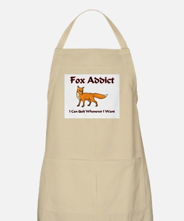 Fox Addict BBQ Apron