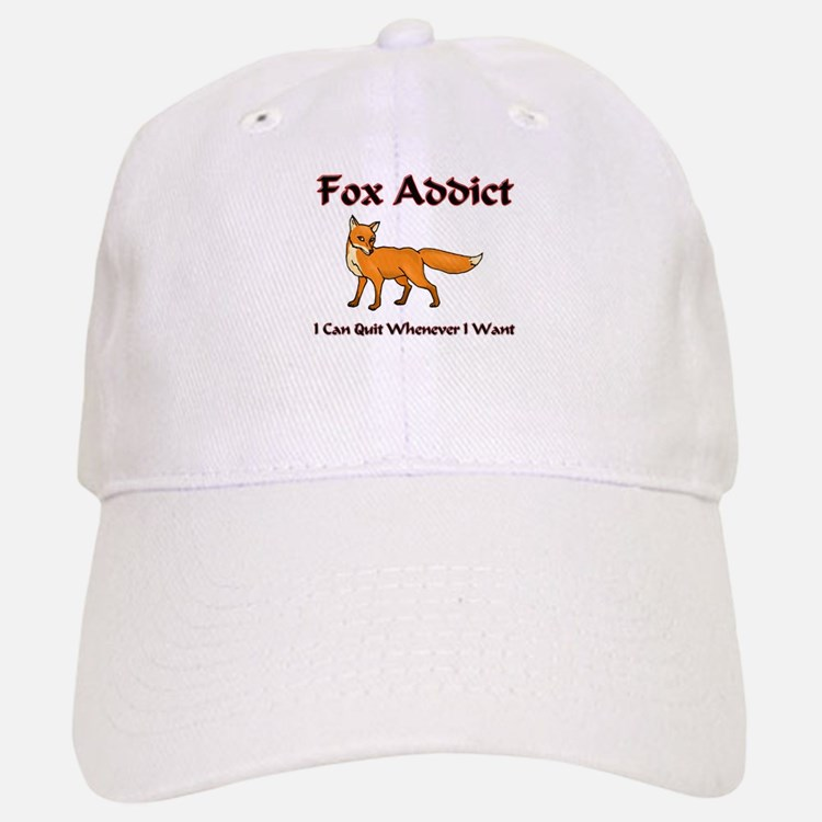 Fox Addict Baseball Baseball Cap