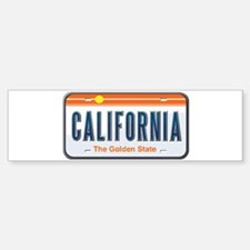 California Bumper Bumper Bumper Sticker