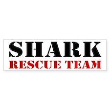 Shark Rescue Team Bumper Bumper Sticker