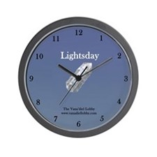 Lightsday Wall Clock