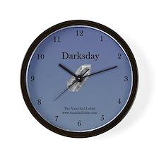 Darksday Wall Clock