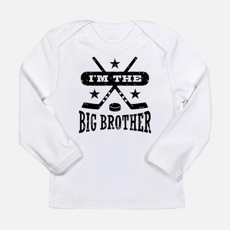 bigbrohockey Long Sleeve T-Shirt
