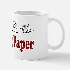 Rather Be Folding Paper Mug