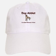 Dog Addict Cap