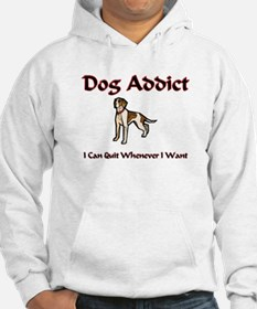 Dog Addict Jumper Hoody