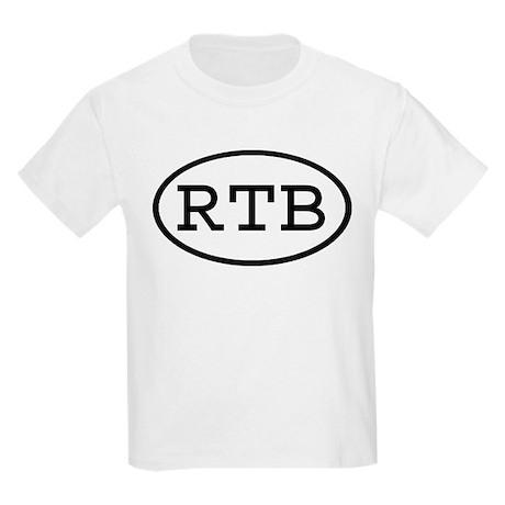RTB Oval Kids Light T-Shirt
