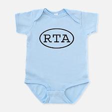 RTA Oval Infant Bodysuit