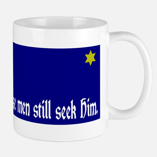 Wise Men Still Seek Him. Mugs