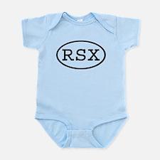 RSX Oval Onesie