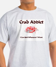 Crab Addict T-Shirt