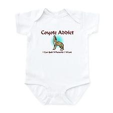 Coyote Addict Infant Bodysuit