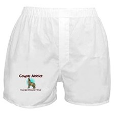 Coyote Addict Boxer Shorts