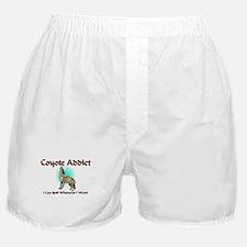 Coyote Addict Boxer Shorts