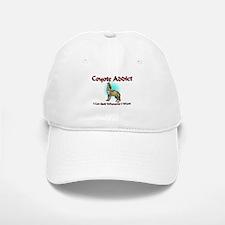 Coyote Addict Baseball Baseball Cap