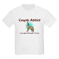 Coyote Addict T-Shirt