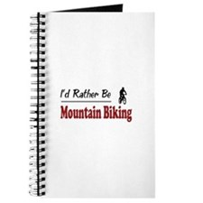 Rather Be Mountain Biking Journal