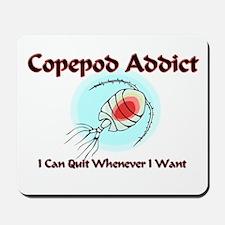 Copepod Addict Mousepad