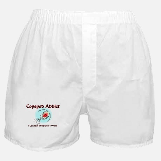 Copepod Addict Boxer Shorts
