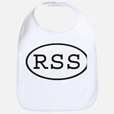 RSS Oval Bib
