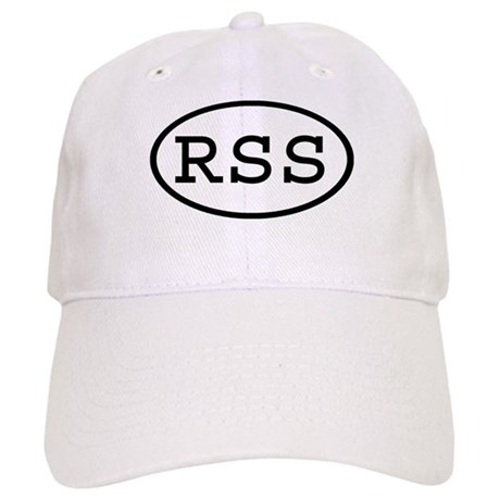 RSS Oval Cap