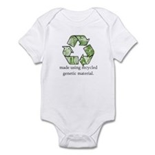 Recycled Infant Bodysuit