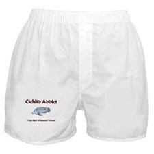 Cichlid Addict Boxer Shorts