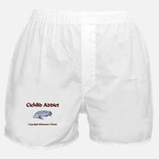 Cichlid Addict Boxer Shorts