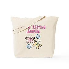 Cute Little Jodie Tote Bag