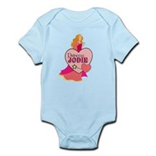Princess Jodie Infant Bodysuit
