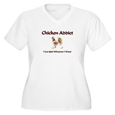 Chicken Addict T-Shirt