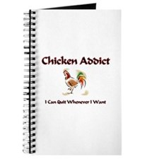 Chicken Addict Journal