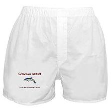 Cetacean Addict Boxer Shorts