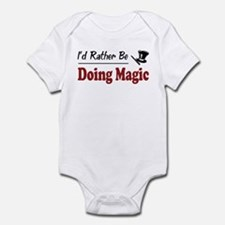 Rather Be Doing Magic Infant Bodysuit