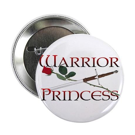 Warrior Princess Button