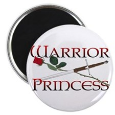 Warrior Princess Magnet