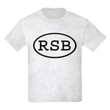 RSB Oval T-Shirt