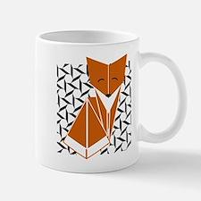 Origami Fox Mugs