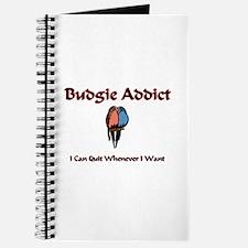 Budgie Addict Journal